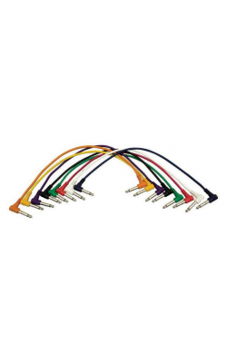 PC18-17QTR-R - Right-Angle Patch Cables (QTR-QTR, 8-pack)