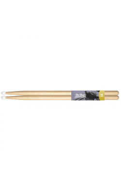 AMH5AN - American Made Hickory Drumsticks (5A, Nylon Tip, 1 Pair)
